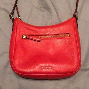 Genuine Leather Vera Bradley Crossbody